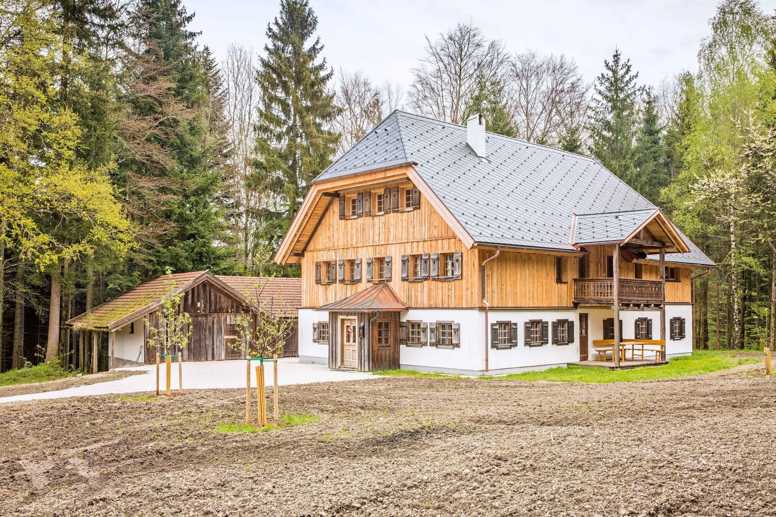 Jagdhaus Aurach 2