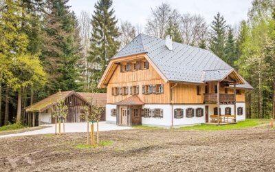 Jagdhaus – Aurach